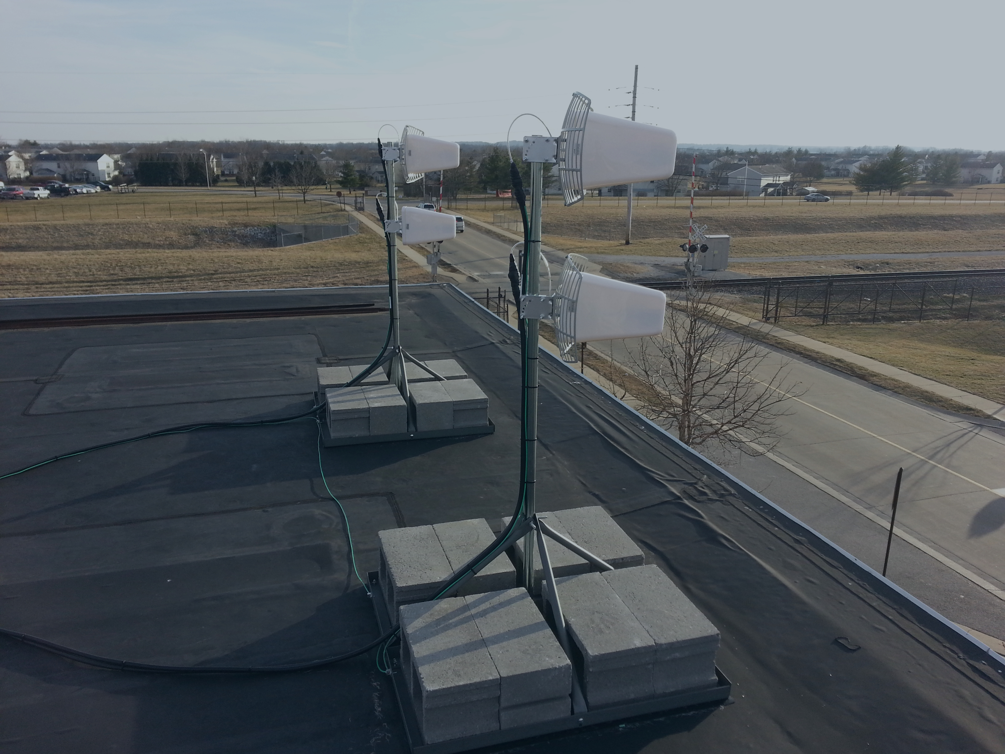 AAFES | Turn-key Cellular Signal Enhancement | JDTECK
