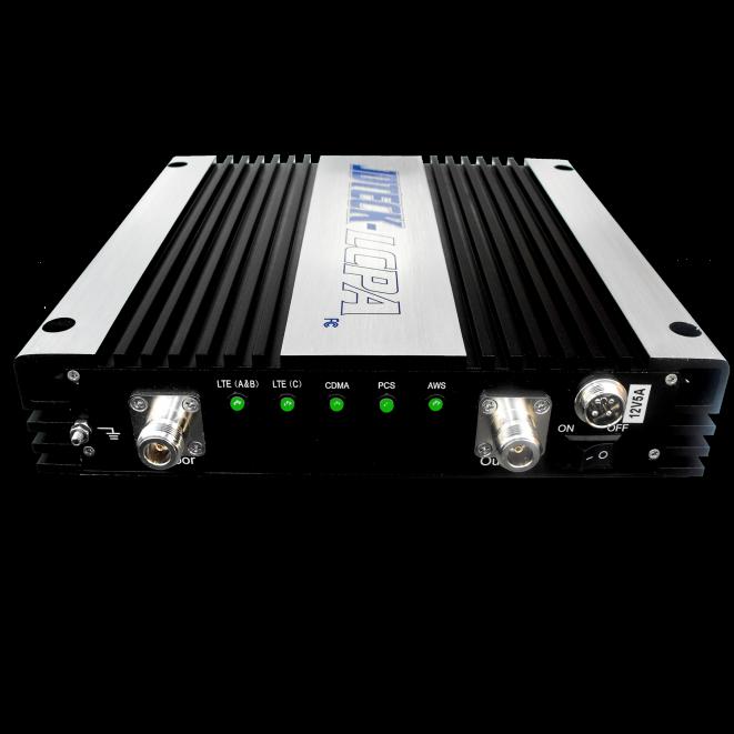 Quad Band Cell Phone Pre Amplifier Jdteck