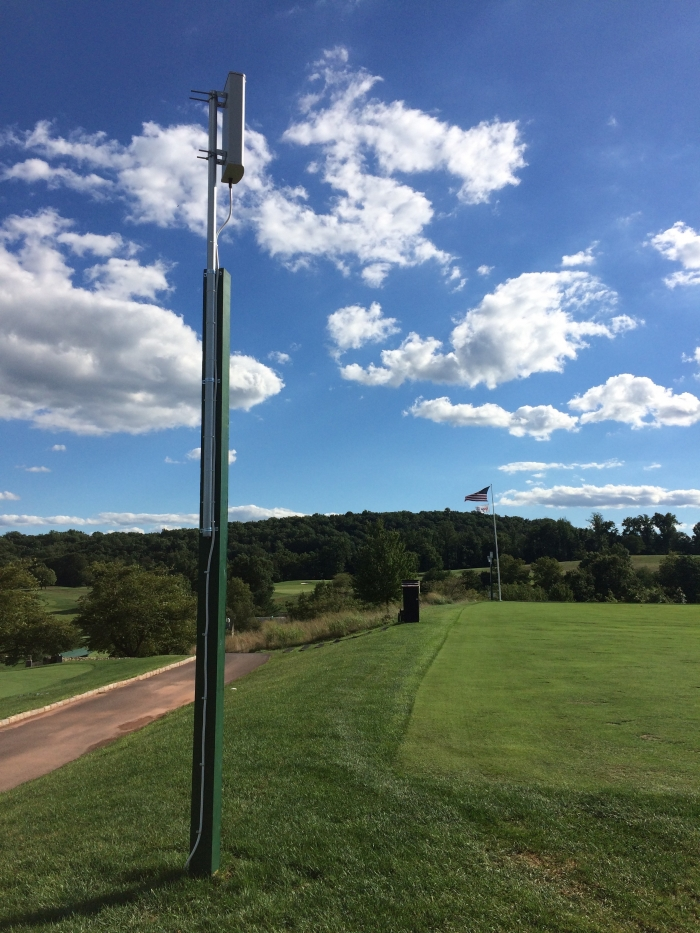 JDTECK is selected to engineer and deploy an O-DAS solution for a Pro Golfing event. Coverage at the site was very weak which affected the wireless scouring equipment. JDTECK's outdoor solution provided the desired coverage and allowed the event come without a hitch.